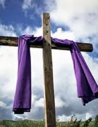 Lent and Easter Schedule 2016